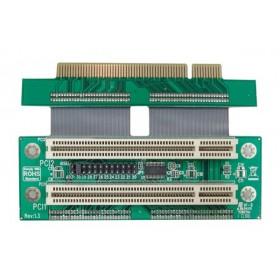Dual PCI Riser Card